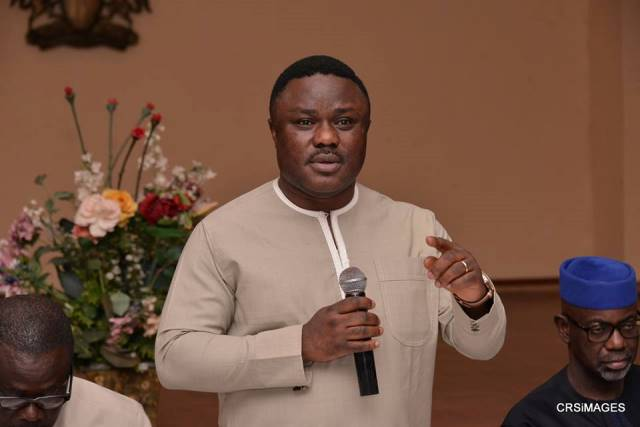 57th Independence: Ayade preaches hope, patience