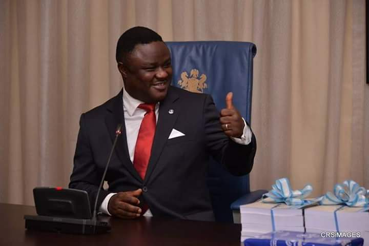 Ayade preaches hope on New Year