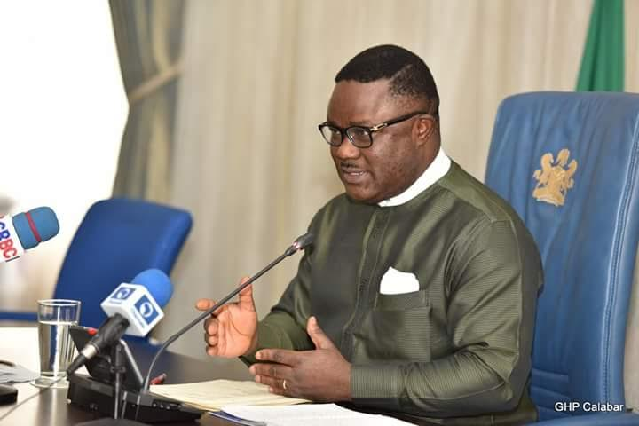 Ayade presents N1.3 trillion budget for 2018