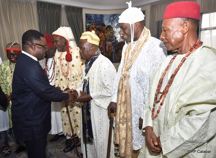 2019: Ayade Deserves Our Votes – Cross River Monarchs