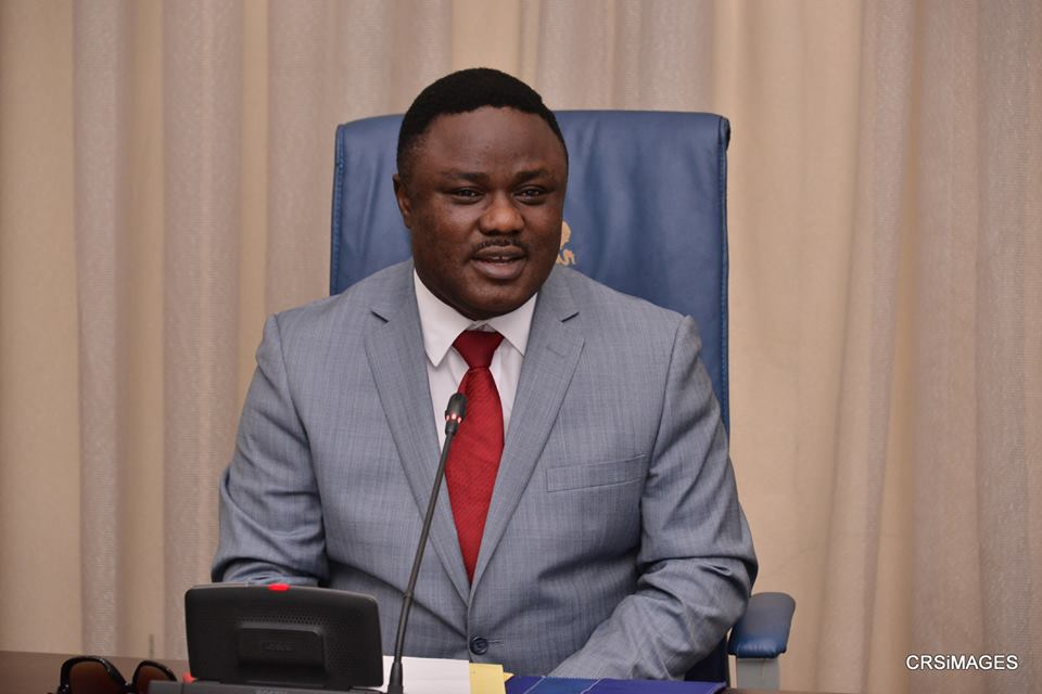 Ayade: Why I'm building industries all over Cross River