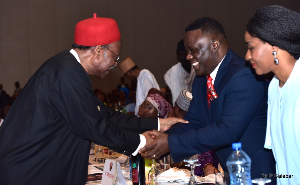 Gowon, Anyaoku, others laud Ayade for Vanguard Governor of the Year Award