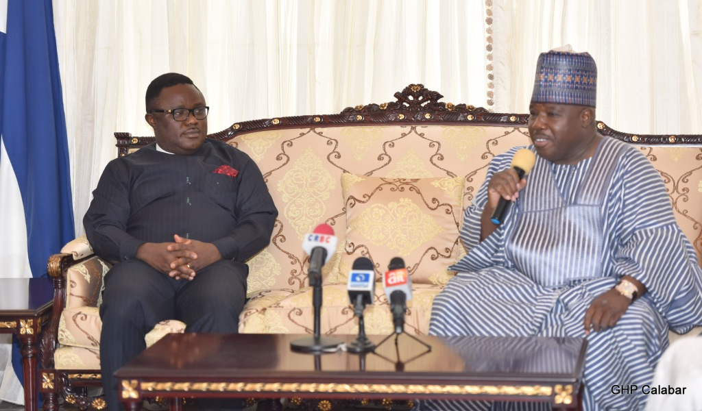 Ayade best performing PDP governor- Sheriff
