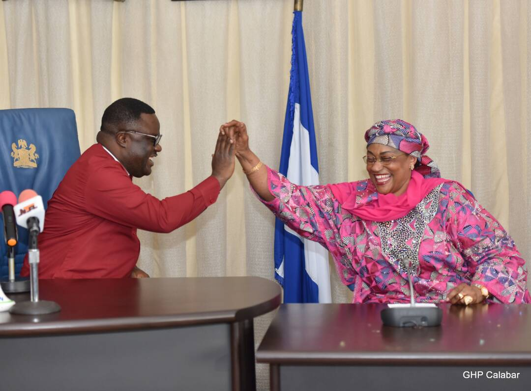 Ayade's most-women friendly governor –Minister