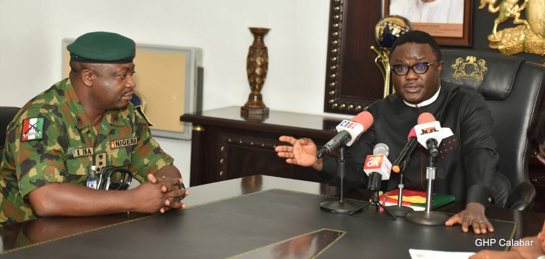 Deep Seaport: Ayade Seeks Navy Support …tasks army on security