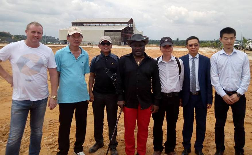 Rice City: C'River to roll out first batch of seedlings in December