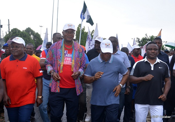 Calabar carnival: Ayade leads campaign against illegal migration by Africans