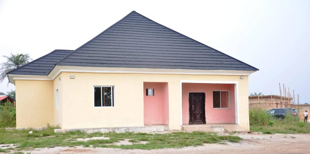 Hope rises for Bakassi returnees as housing units promised by Ayade nears completion