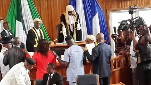 Cross River State House of Assembly passes N1.3trn 2018 budget