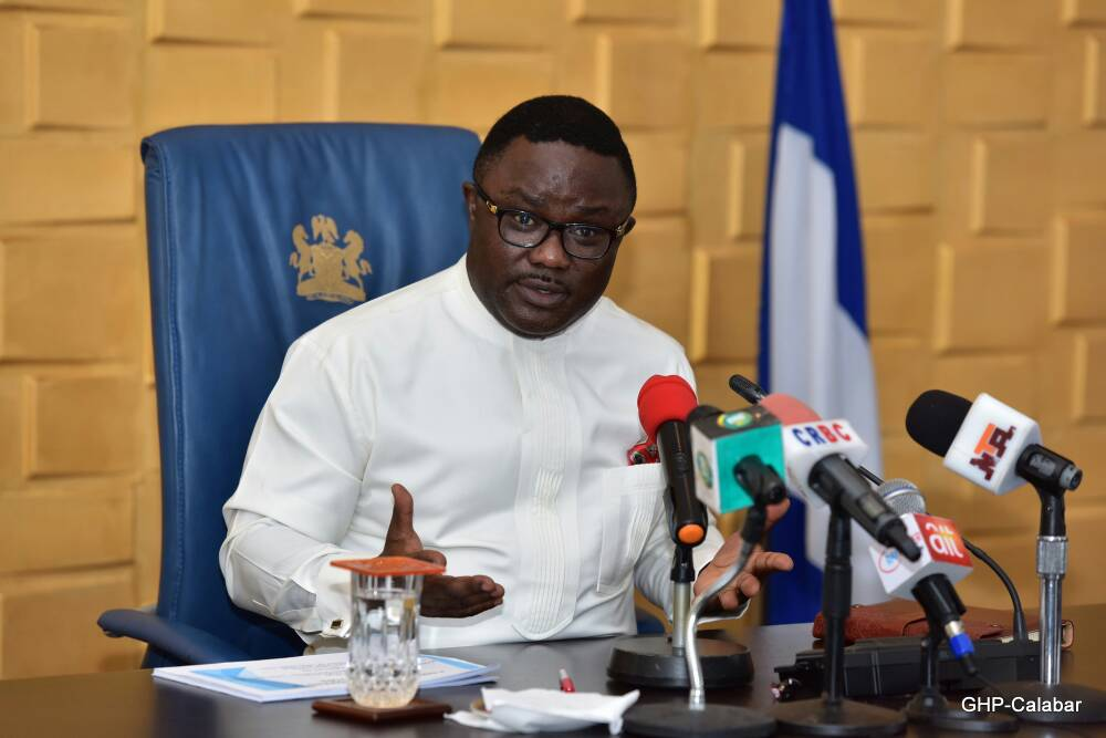 Ayade is BusinessDay Best Governor in Agriculture