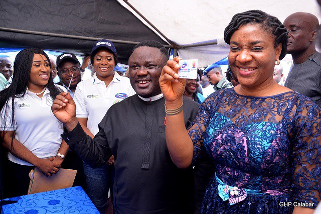 Ayade flags off C/River Universal Health Insurance  Scheme  …Donates N250m as seed fund