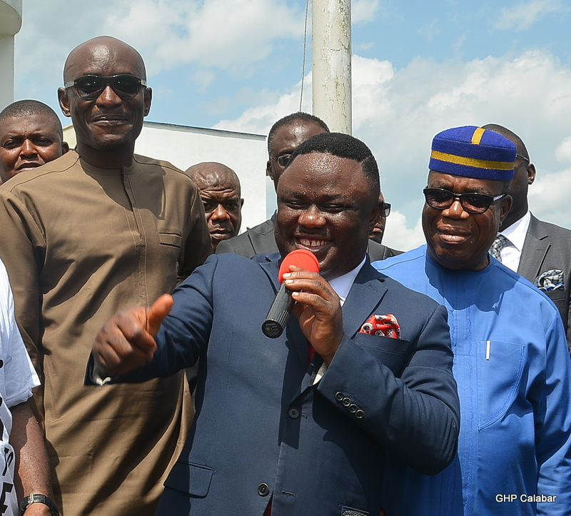 2019: Group congratulates Ayade for emerging PDP governorship candidate