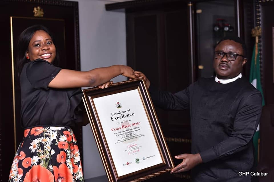 Ayade's Education Sector Strides Uplift Cross River