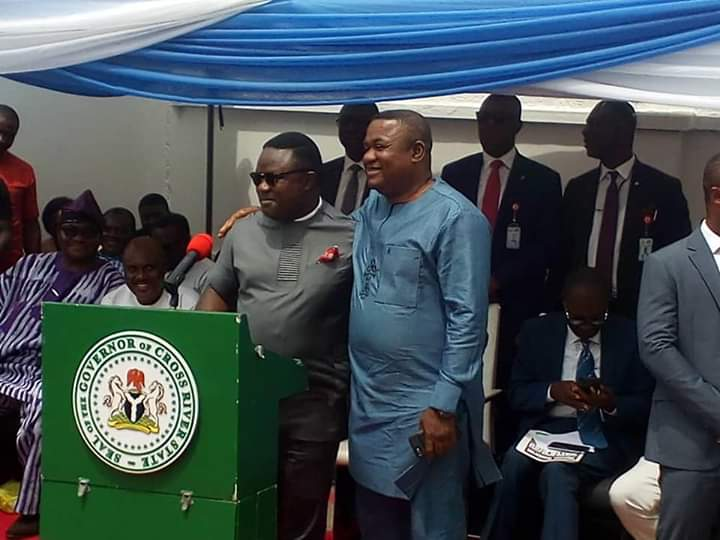 Ayade commissions state's first microfinance bank … Releases N500m as operational startup fund