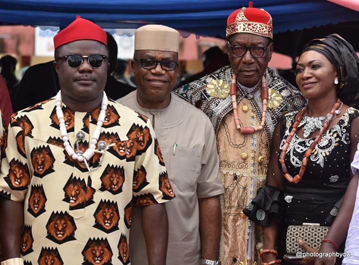 Ohanaeze lauds Ayade's industrialisation drive
