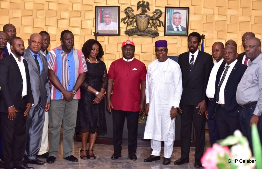 March 9: SDP, Labour Party adopt Ayade …laud Governor's Industrialization Drive
