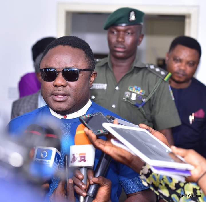2019 elections most peaceful in Cross River- Ayade