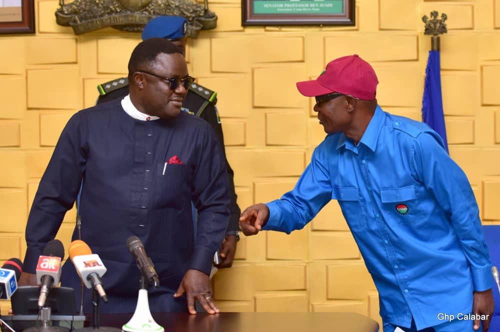 Ayade reaffirms commitment to implement new minimum wage