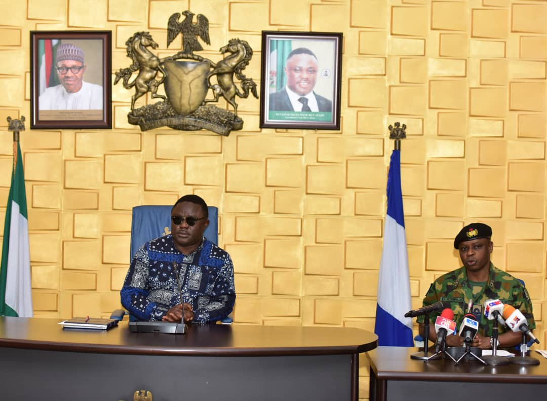 Ayade spits fire: We want our oil wells back