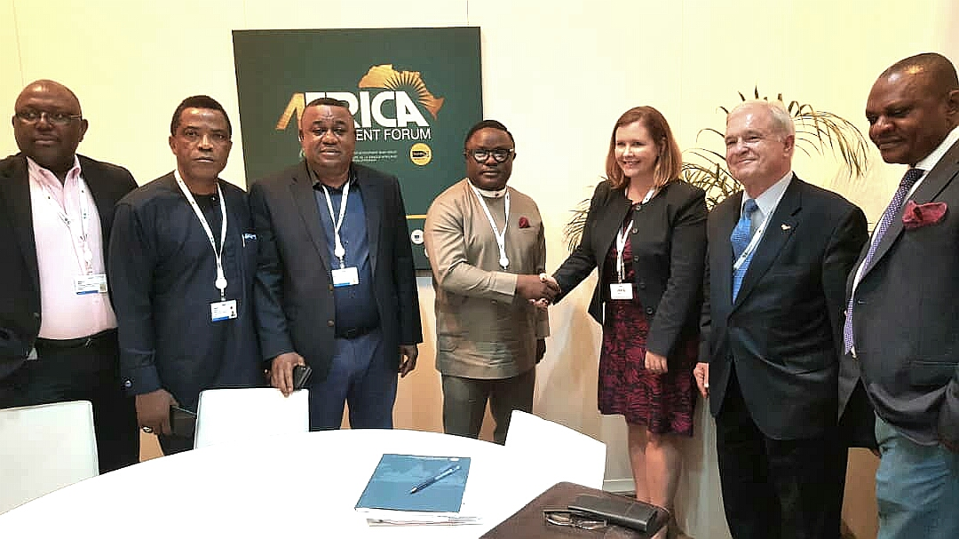 Ayade woos investors to Cross River at Africa Investment Forum