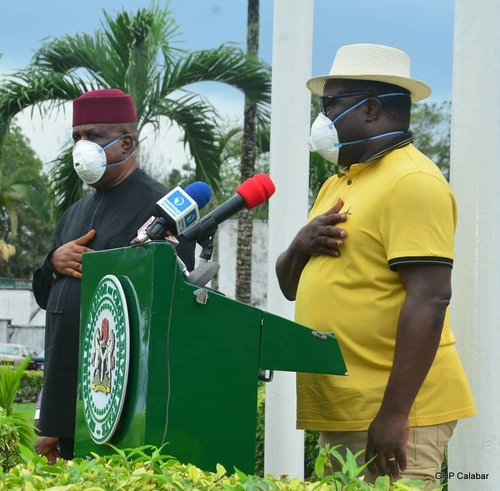 Ayade release N500m, 20 vehicles for COVID-19 response, inaugurates task force