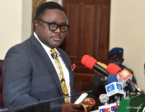 FDI: Ayade woos French Investors as Trade Envoys visit Cross River
