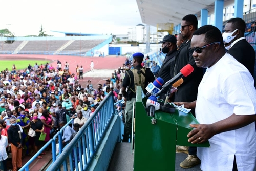 Ayade: Praises, excitement as delisted Cross River workers get reabsorbed, receive October salaries