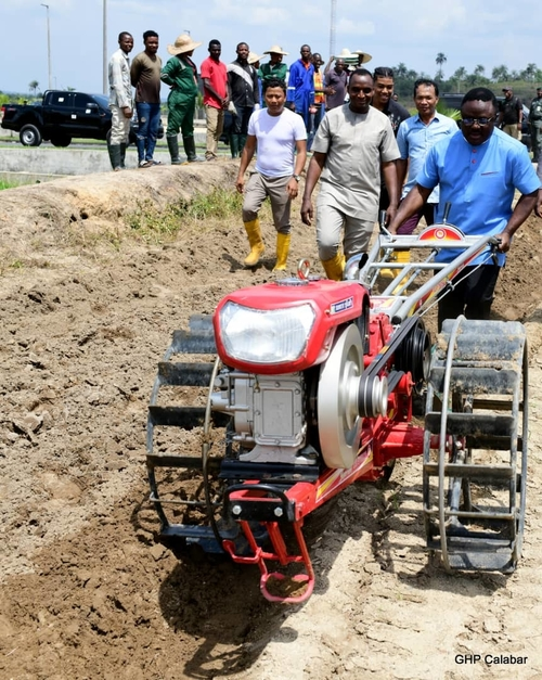 ­Agro- Industrialisation: Cross River to fabricate easy to operate utility machine for farmers