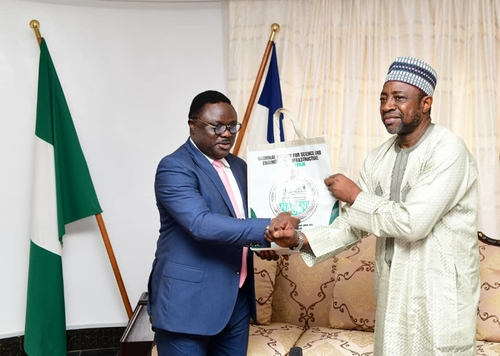 Ayade tasks NASENI to generate electricity from borehole, sets aside N100 million research grant