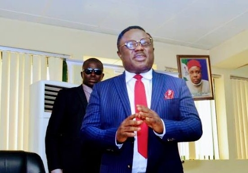 Ayade visits RMAFC, seeks better revenue allocation to Cross River