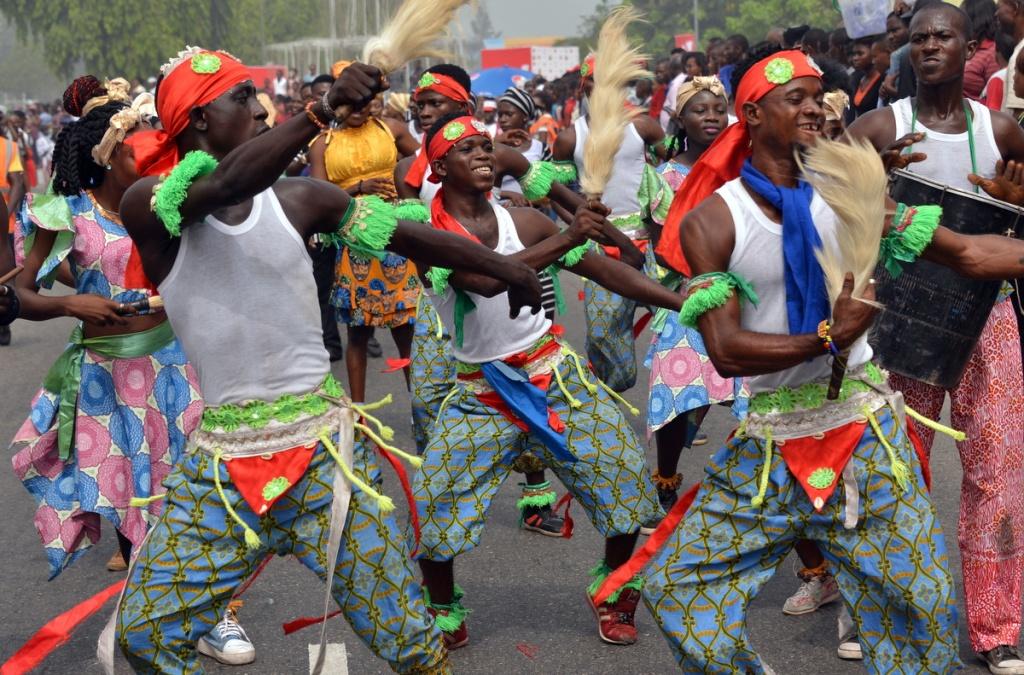 Calabar Cultural carnival 1
