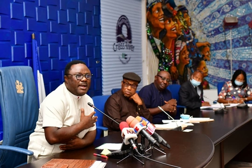 Ayade pushes for designation of Cross River as export corridor