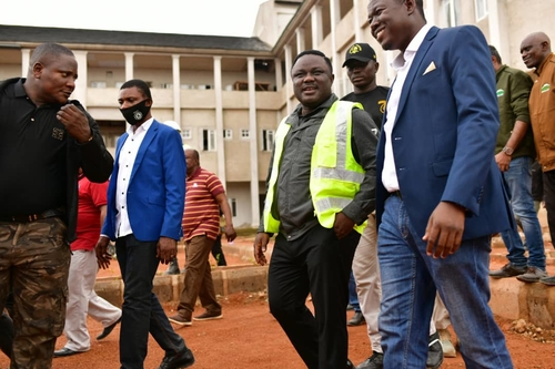 Cross River's 140-bed hospital will be reference point in Africa -Ayade