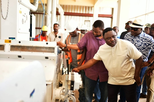 Cross River's ultra-moderm rice mill ready for commissioning by Buhari – Ayade